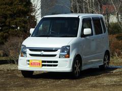 ワゴンRFX−Sリミテッド 4WD AT