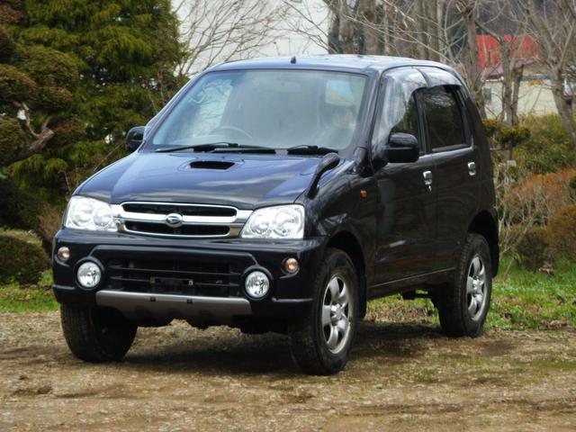 ダイハツ L 4WD AT