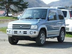 パジェロミニXR 4WD AT