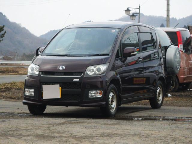 ダイハツ カスタム XC エディション 4WD AT