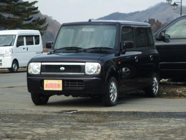 スズキ GセレクションII 4WD AT