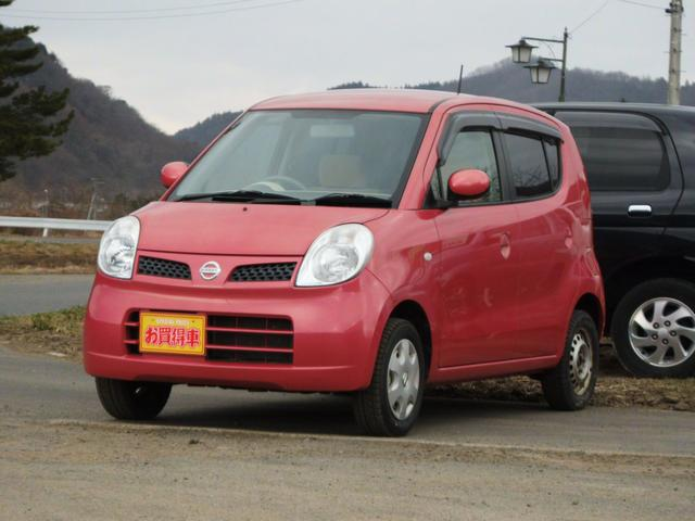 日産 S FOUR 4WD AT