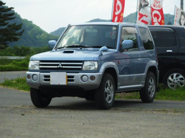 三菱 VRターボ 4WD AT