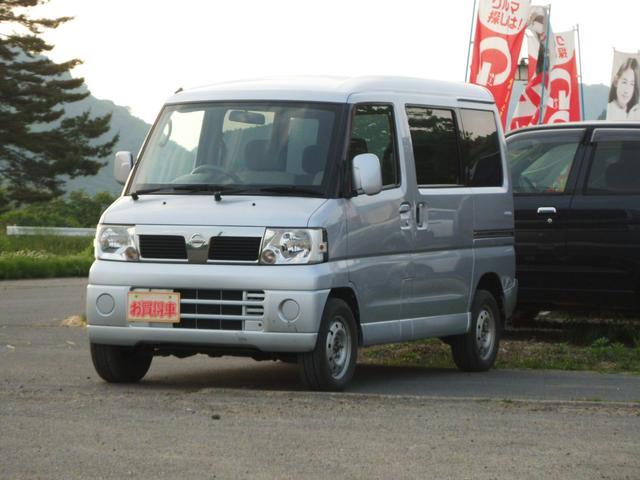日産 E FOUR 4WD AT