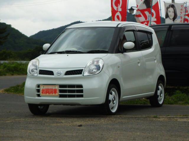 日産 E FOUR 4WD AT