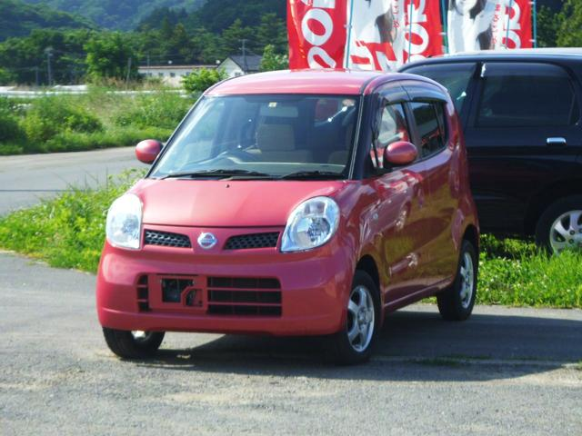 日産 S FOUR 4WD-AT