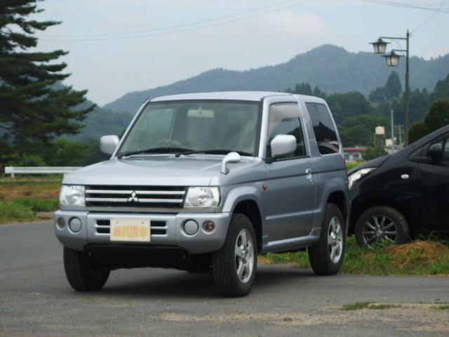 三菱 パジェロミニ XR 4WD-AT
