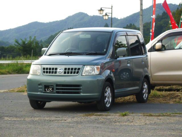 日産 S FOUR ノアールセレクション 4WD AT