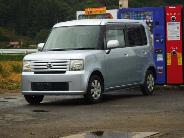 ダイハツ X 4WD AT ナビ TV