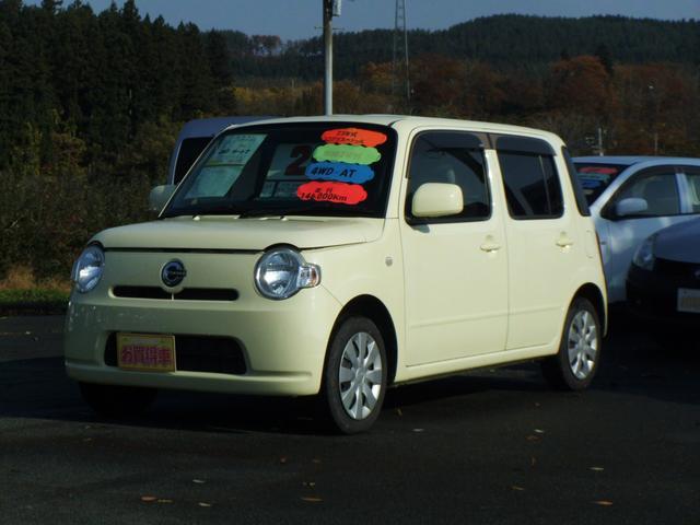ダイハツ ココアXスペシャル 4WD-AT