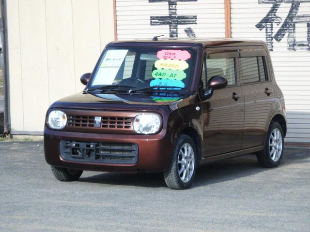 スズキ G 4WD-AT