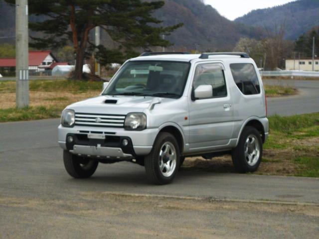 スズキ XC 4WD-AT