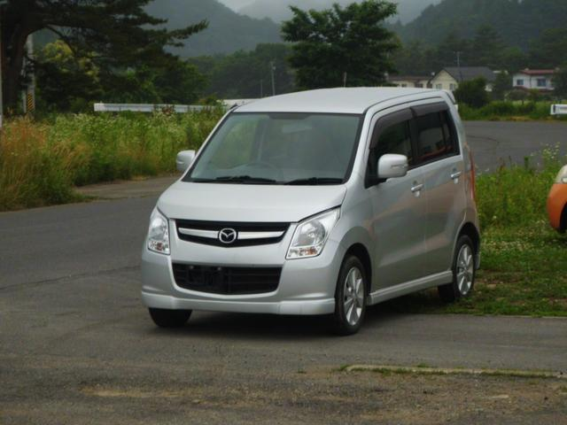 マツダ XSスペシャル 4WD AT プッシュスタート
