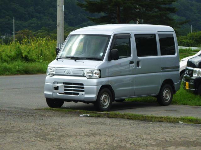 三菱 ミニキャブバン CD 4WD AT PS AC ハイルーフ