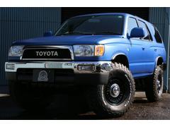 ハイラックスサーフSSR−X 特別仕様車 4WD