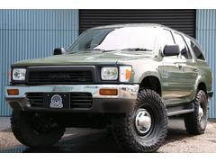ハイラックスサーフSSRリミテッド 4WD サンルーフ ナローボディー
