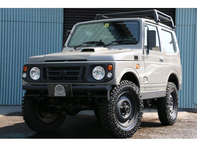 スズキ ワイルドウインド 4WD SUNSETコンプリート 5速MT