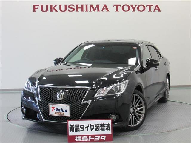 トヨタ アスリートS バックモニター HDDナビ フルセグ ETC