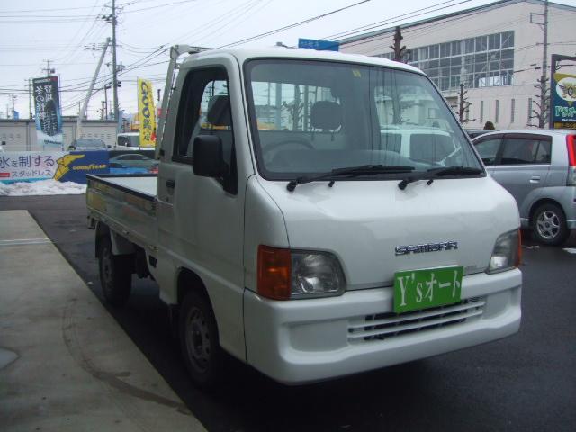 スバル JA  4WD 5MT
