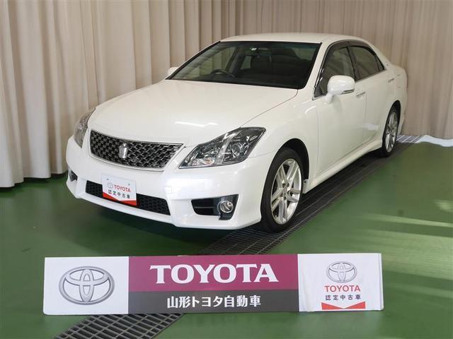 トヨタ クラウン アスリートi-Four 4WD バックモニター HDDナビ