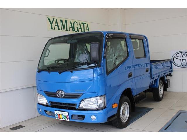 トヨタ ヒョウジュン 1t 4WD 4AT ETC エアコン