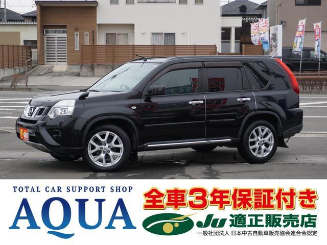 日産 20GT 4WD ディーゼル 純正HDDナビ 3年保証付