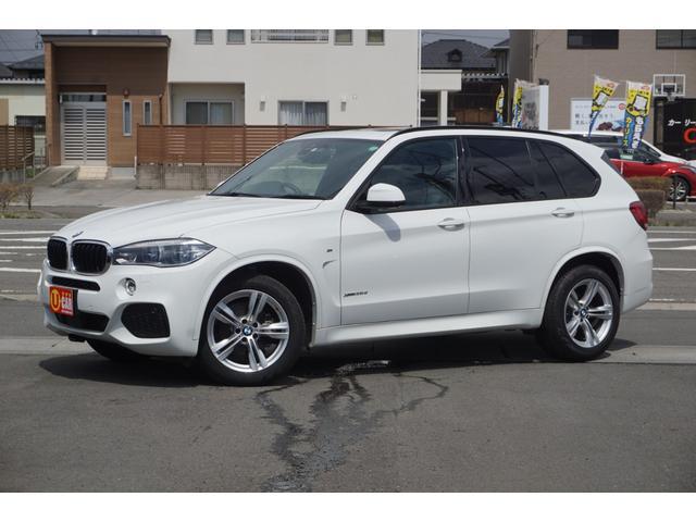 BMW xDrive 35d Mスポーツ 4WD パノラマサンルーフ ブラックレザーシート パワーバックドア 純正ナビ フロント&バックカメラ クルーズコントロール