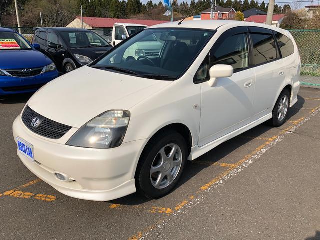 ホンダ 4WD iS