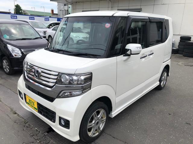 ホンダ 4WD G・Lパッケージ  純正 ナビ バックカメラETC