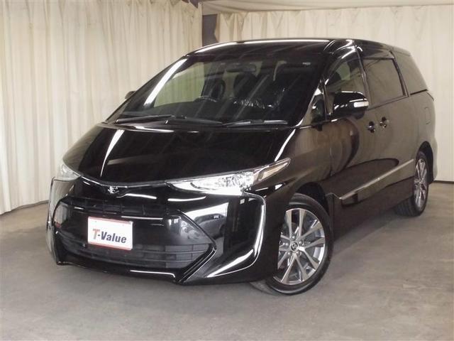 トヨタ アエラス 4WD パワースライドドア メモリーナビ フルセグ
