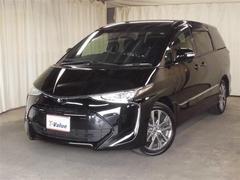 エスティマアエラス 4WD パワースライドドア メモリーナビ フルセグ