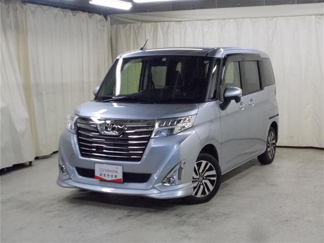 ルーミー(トヨタ) カスタムG S 中古車画像
