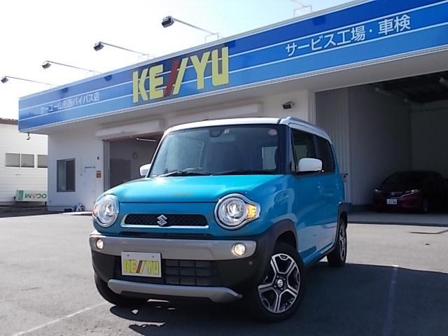 スズキ Xターボ 4WD 1オーナー禁煙車 純正ナビTV 冬タイヤ付
