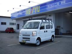 エブリイPA 4WD ハイルーフ 当社ユーザー下取り車