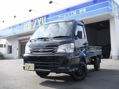 ハイゼットトラックスペシャル 4WD エアコン パワステ オーディオ CD