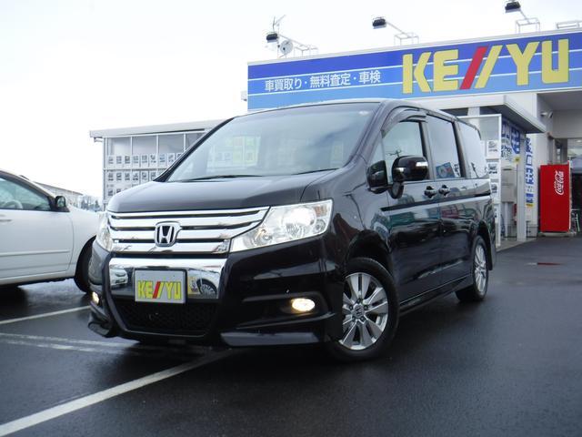 Z 8人乗 HDDナビTV 両側電動ドア フリップモニター(1枚目)