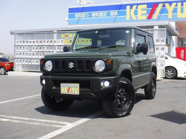 スズキ XL 4WD 衝突軽減 レーンキープ 横滑防止 ETC 禁煙