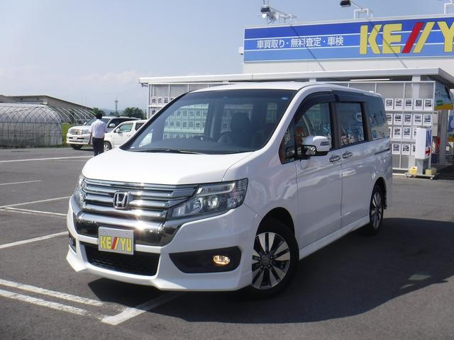 ホンダ Zクールスピリット 4WD ツインモニター 地デジナビ 禁煙