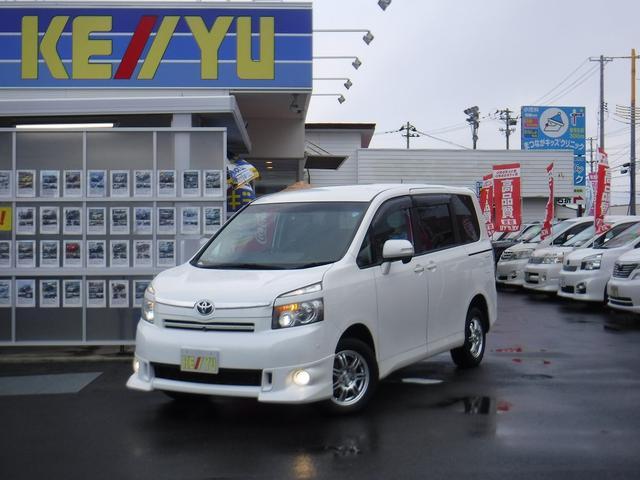 トヨタ V 4WD メーカーOPナビ 両電動ドア 横滑防止 ETC