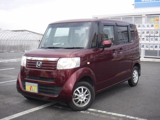 ホンダ G・Lパッケージ 4WD 両側自動ドア 後席モニター 純ナビ