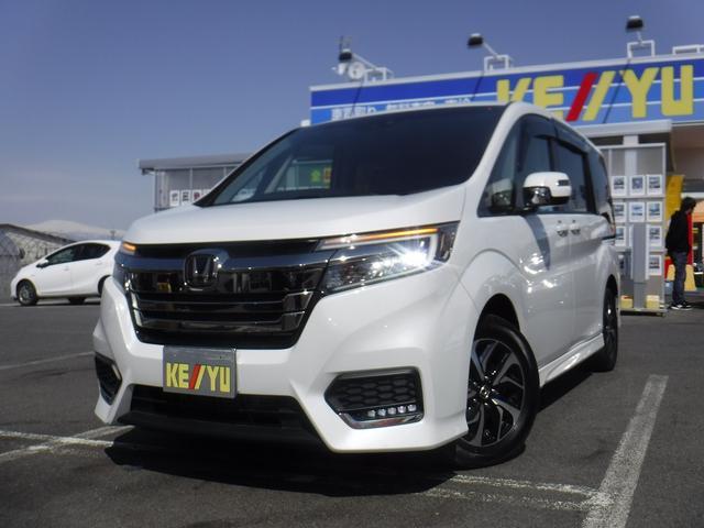 スパーダ・クールスピリット ホンダセンシング 4WD 禁煙
