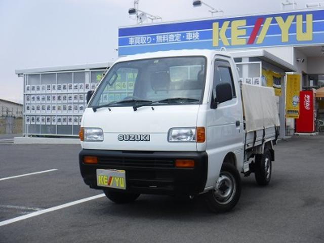 スズキ KC 切替4WD 当社買取車 三方開