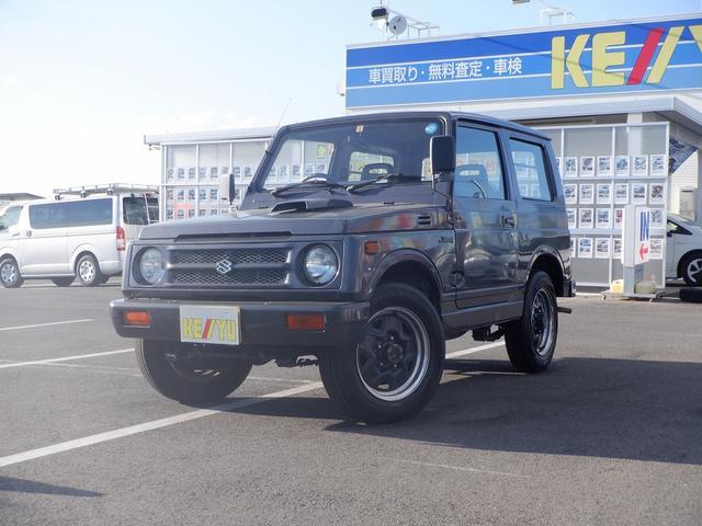 スズキ ジムニー HA 4WD CD FM/AMラジオ 冬タイヤ4本