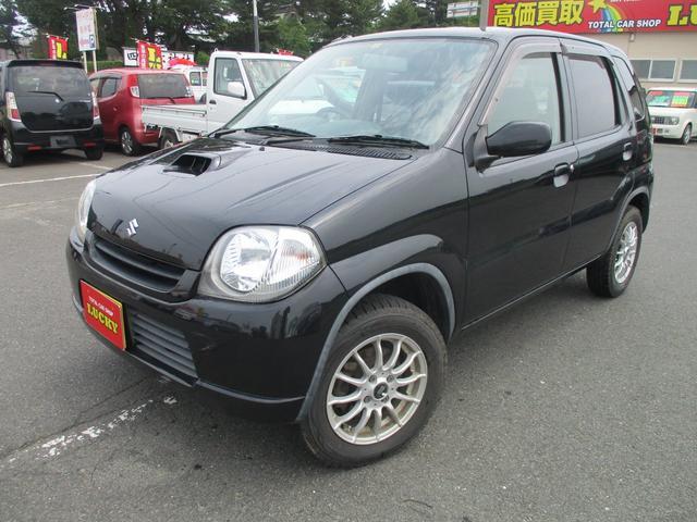 スズキ Bターボ 4WD