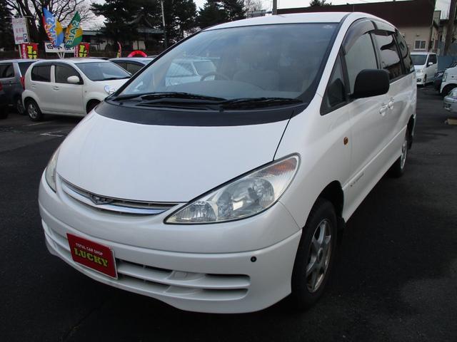 トヨタ 2.4Xリミテッド 4WD