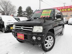 パジェロミニアクティブフィールドエディション 4WD ナビ ETC