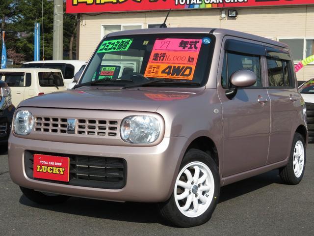 スズキ G 純正オーディオ プッシュスタート 4WD 新品タイヤ