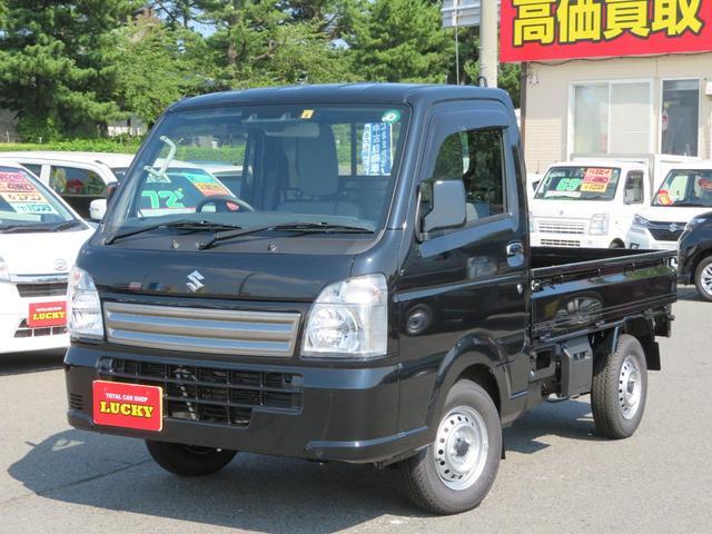 スズキ KCスペシャル スズキセーフティーサポート 4WD 横滑り防止 衝突防止