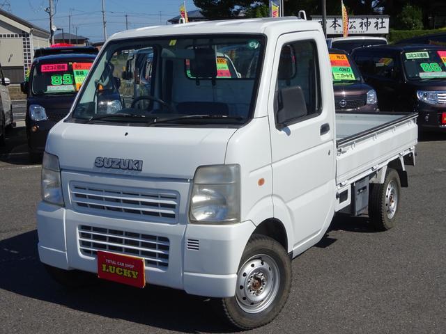 スズキ KC 4WD MT