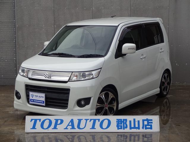 スズキ T 2WD ターボ MTモード CVT HID CD 保証付